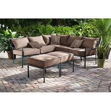 home trends patio furniture. Contemporary Furniture Home Trends Patio Furniture Hometrends Braddock Heights Woven Sectional  Set Furniture P Intended Home Trends Patio Furniture A