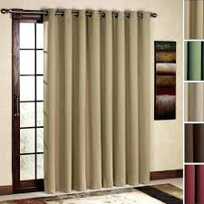 patio door curtains and ds home improvement enchanting window treatments for sliding glass doors grommet curtains