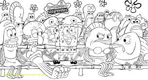 Spongebob Squarepants Patrick Star Coloring Pages Printable