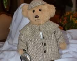 Teddy Bear Display Stands Custom police bear Etsy 91