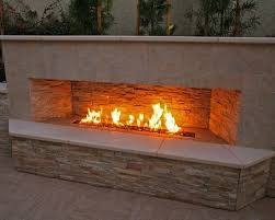 outdoor gas fireplace plans exterior design fabulous neoteric patio with marvelous nobby