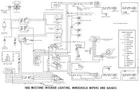1966 mustang wiring diagrams average joe restoration 1967 mustang instrument cluster wiring diagram at 67 Mustang Wiring Diagram