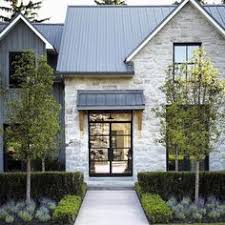 25 Best Dark trim images | Black house, Future house, Modern townhouse