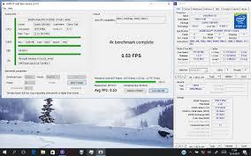 12AX7`s HWBOT x265 Benchmark - 4k score: 0.53 fps with a Atom x5-Z8350