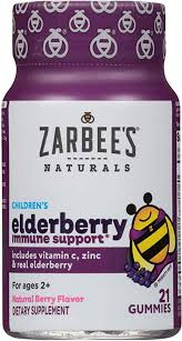 Zarbee's Naturals <b>Children's Elderberry Immune Support</b>