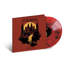 The <b>Beta Machine</b>: <b>Intruder</b>: Red & Black Swirl Vinyl
