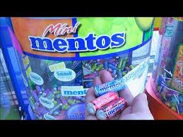Mentos Vending Machine New Japanesestuffchannel Japanese Vending Machine Mentos ~ メントス