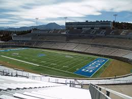 Air Force Academy Football Seating Chart Falcon Stadium Wikipedia