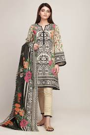 New Dress Design Collection 2018 Khaadi Latest Summer Lawn Dresses Designs Collection 2019 2020