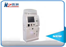 Vending Machines With Credit Card For Sale Delectable Cash Payment Kiosk Credit Card Vending Machines With Passport