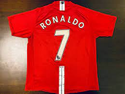 Shop our huge selection of epic sports apparel & more today! Nike 2007 2009 Famous Manchester United Jersey Ronaldo Large