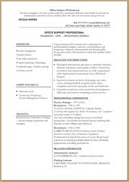 Resume Template Microsoft Word Sales Templates Thugliferesume