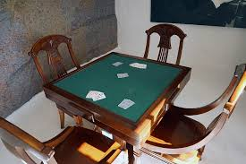 Game Table, Card Game, Playing Cards, Gambling, Table