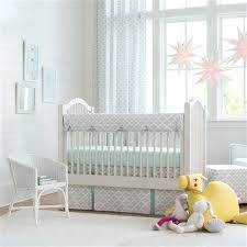 mint and gray baby woodland crib bedding french gray and mint quatrefoil crib bedding baby nursery yellow grey gender neutral