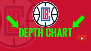 Clippers Depth Chart 2019 Los Angeles Clippers Depth Chart Analysis