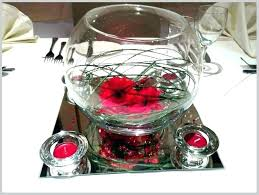 coffee table bowl ideas best best fish bowl centerpieces ideas on centerpiece glass glass bowl centerpiece