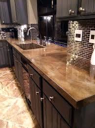 para la mas kitchen cor outdoor concrete countertop countertops diy