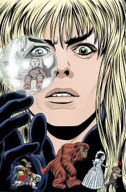 JIM HENSON S LABYRINTH 30TH ANNIVERSARY SPECIAL 1 Mike Allred.
