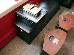 bose 901 series 1. bose 901 series iv speaker restoration - testing 1