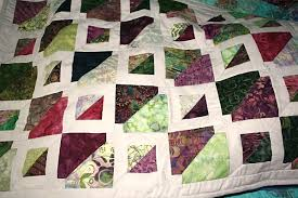 Quilt Patterns come to life! A look at readers' projects! & batiks gone wild quilt pattern reader project Adamdwight.com