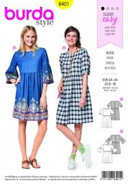 Burda Patterns Extraordinary Burda Style Dress Sewing Patterns
