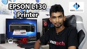 Epson L130 Single Function Inkjet Colour Printer Sri Lanka Youtube Epson L130 Printer Price In Sri Lanka L