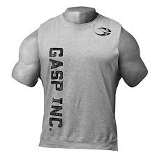 Gasp Clothing Size Chart Global Gym Wear Gasp 3045 Tank At Amazon Mens Clothing Store