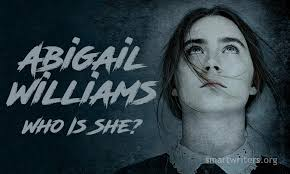 abigail williams essay who is she  women villains are the object of many writers as rule women villains are very beautiful and charming in this abigail williams essay we will examine the