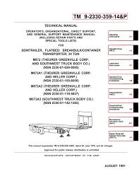 Tm 9 2330 359 14 And P Manualzz Com