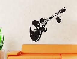 Heaven Decors Guitar Playing Wall ...