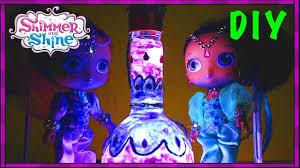 Shimmer And Shine Musical Night Light Shimmer And Shine Toys Diy Genie Bottle Night Light Shimmer And Shine Genie Bottle
