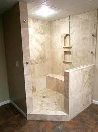 Large Corner Shower Ideas For Corner Shower Curtain Large Corner