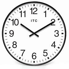 profuse wall clock