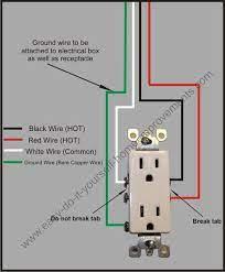 split plug wiring diagram basic