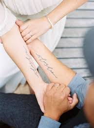 57 Coole Tattoos Für Paare Die Ewige Liebe Symbolisieren Tattoos