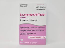 How To Take Birth Control As Plan B Rugby Levonorgestrel 1 5mg Emergency Contraceptive Tablet Compare To Plan B One Step