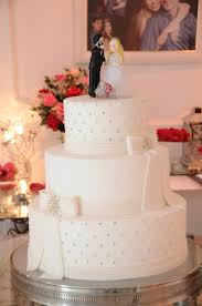 Wedding Cake Layer