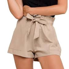 <b>Summer</b> Fashion <b>Women Sexy Summer Casual</b> Shorts High Waist ...