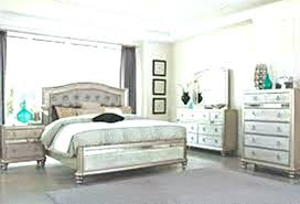 glass bedroom furniture black sets