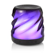 Blackweb <b>Bluetooth Wireless Speaker</b> with Color Changing LED ...