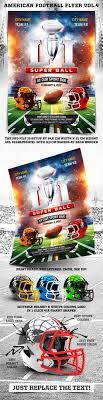 American Football Flyer   Pinterest   American Football, Flyer ...