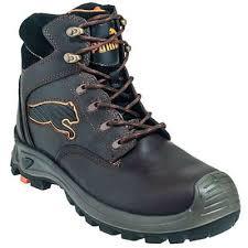 puma boots. puma shoes: men\u0027s 63.054.5 brown composite toe work boot boots
