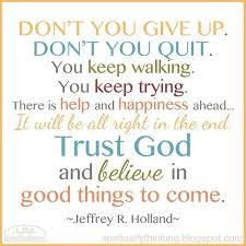 Trust God Quotes Awesome Quotes On Bac Capital Trust X 48 Quote