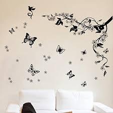 removable wall art stickers amazon co uk on removable wall art stickers uk with wall decor amazon room ornament yasaman ramezani