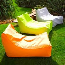swimline sunsoft inflatable chairs in lime orange u0026 gray inflatable outdoor furniture n58 furniture