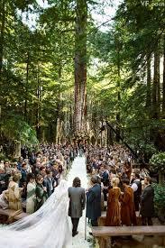 All The Details Of Sean Parkers Lavish Big Sur Wedding Photos
