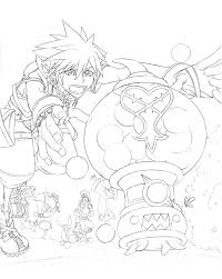 Final Fantasy 7 Coloring Pages Final Fantasy Coloring Pages Coloring