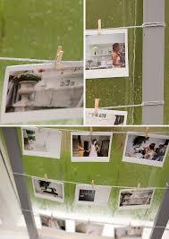 pegs wool and wood a d i y polaroid photo frame rock my wedding uk wedding blog directory