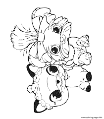 Small Picture littlest pet shop 9 Coloring pages Printable