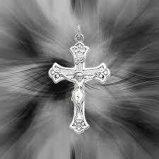 quality sterling silver inri crucifix